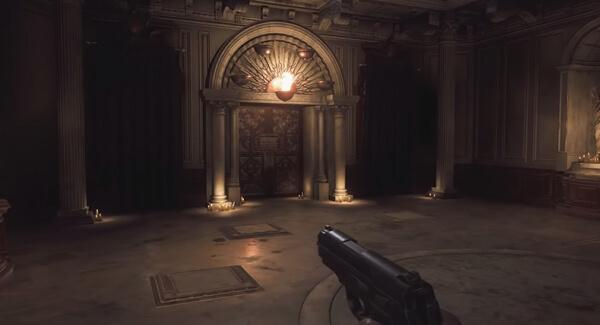Resident Evil Village FPS