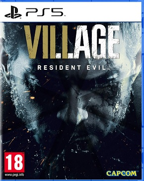 Resident Evil Village - PS5 cover