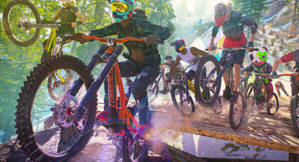 Riders Republic online