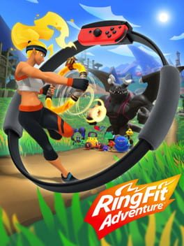 Ring fit adventure