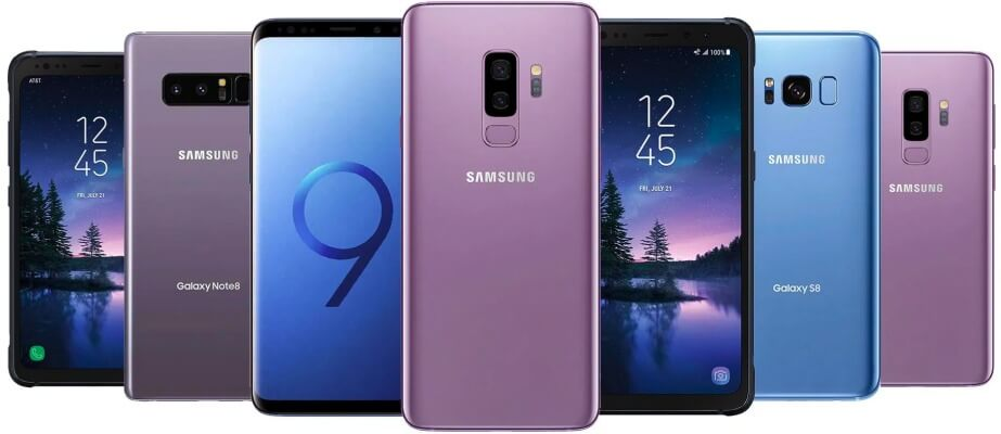 Samsung Galaxy Series Phone Deals