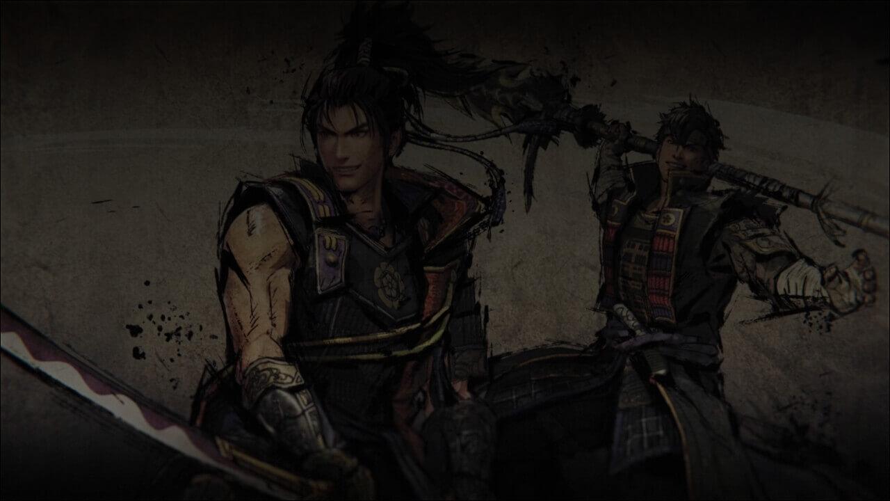 Samurai Warriors 5 - background