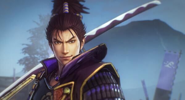 Samurai Warriors 5 hero