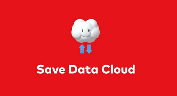 save data cloud