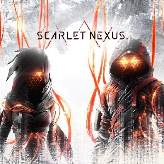 Scarlet Nexus - Icon