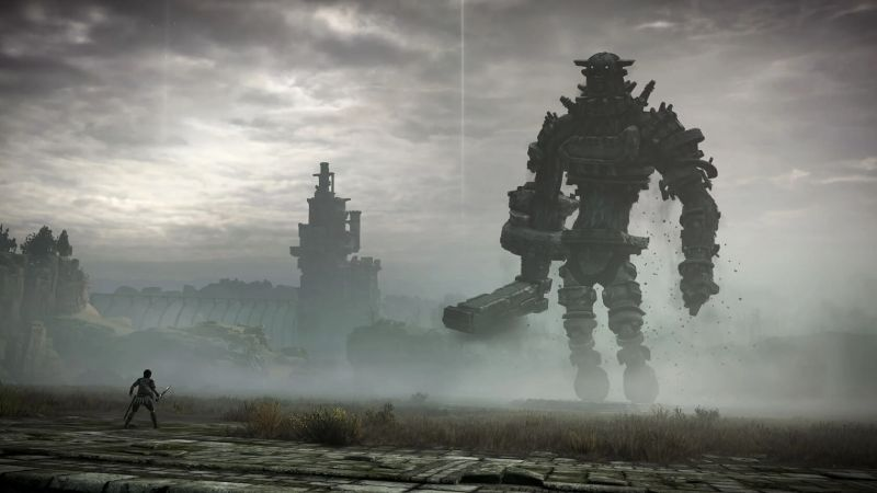 Shadow of the Colossus - banner