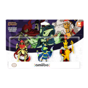 Shovel Knight Amiibo Triple Pack