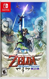 Skyward Sword HD - Switch cover