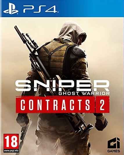 Sniper Ghost Warrior Contracts 2 - PS4 cover