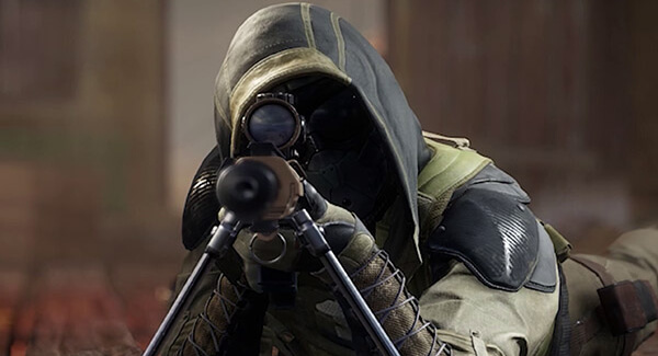 Sniper Ghost Warrior Contracts 2 shot