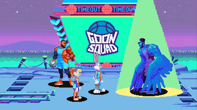 Space Jam A New Legacy – The Game - boss