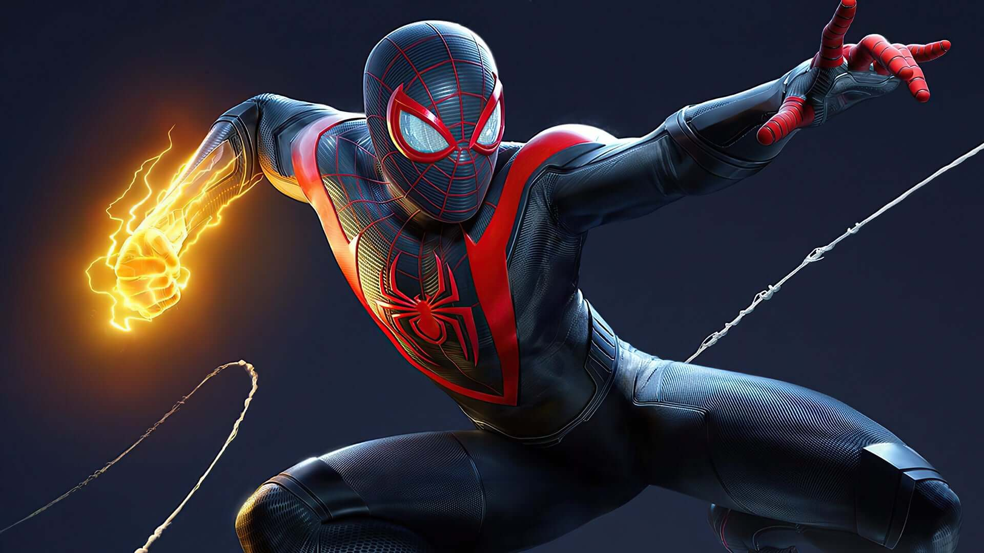 Spider-Man Miles Morales - PS5 header