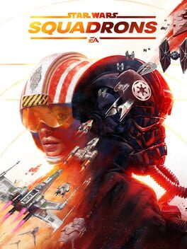 Star Wars Squadrons Box Art