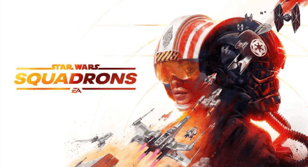 Starwars Squadrons background