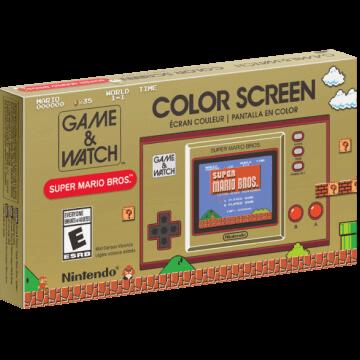 Super Mario bros - Game & Watch