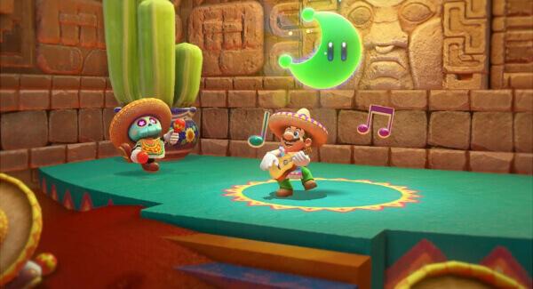 Super Mario Odyssey - Mexico