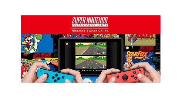 Super Nintendo Switch Online