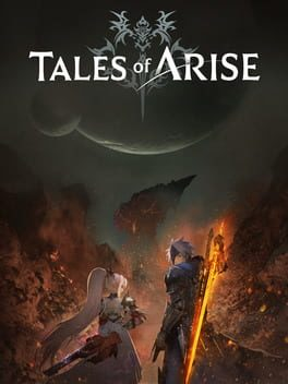 Tales of Arise Box Art