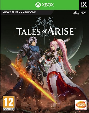 Tales of Arise - Xbox cover