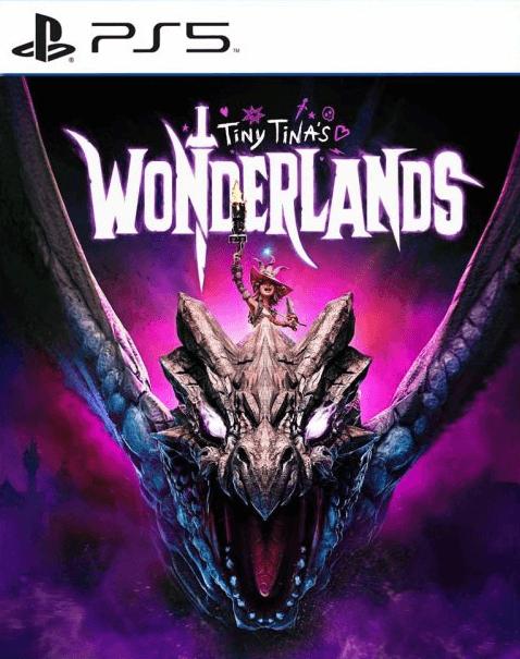Tiny Tinas Wonderlands - PS5 cover