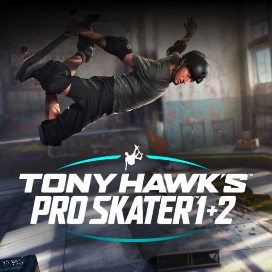 Tony Hawks Skater 1 + 2 Banner