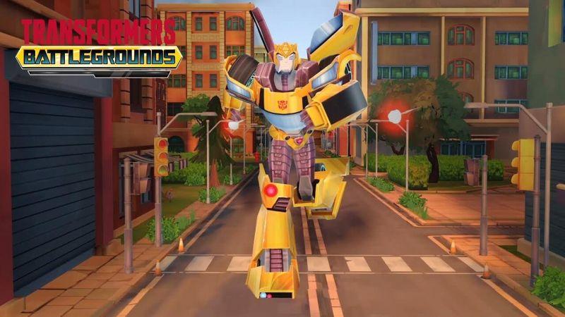 Transformers Battlegrounds - header image