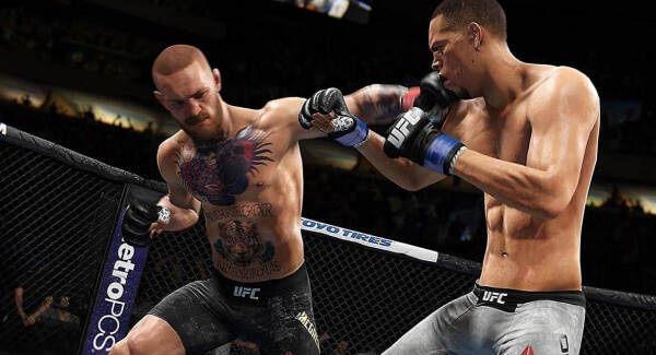UFC 4 - Blitz Battles