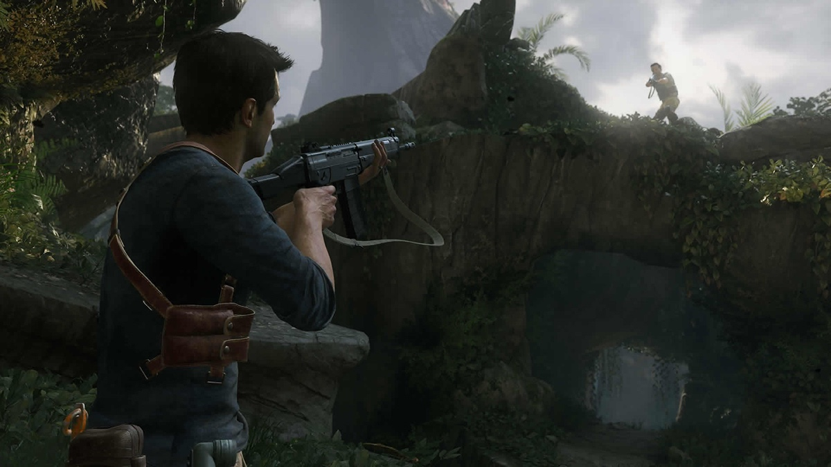 PS4 E3 Uncharted 4: A Thief's End