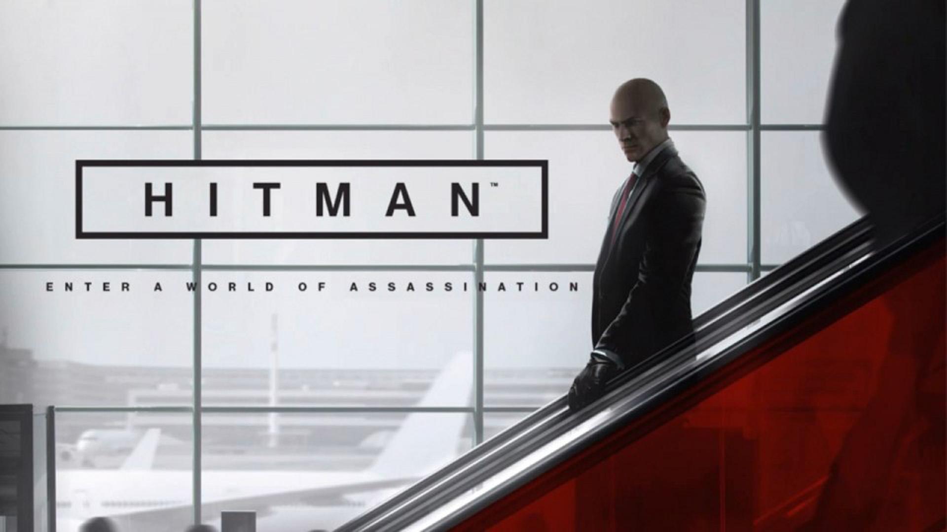 Hitman: xbox one, ps4, pc