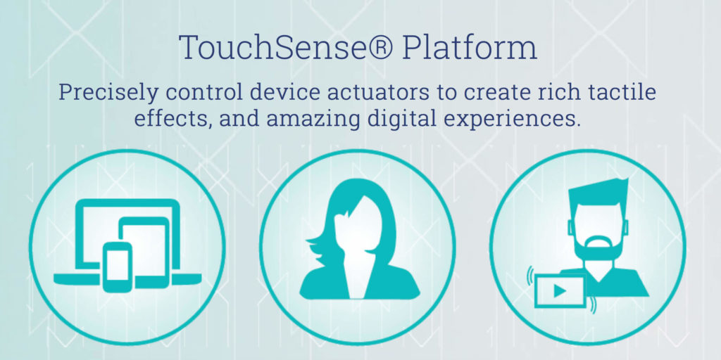 Overview of Nintendo Switch's Haptic TouchSense