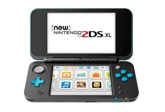 nintendo 2ds handheld console