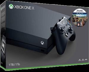 Xbox One X Far Cry 5 bundle