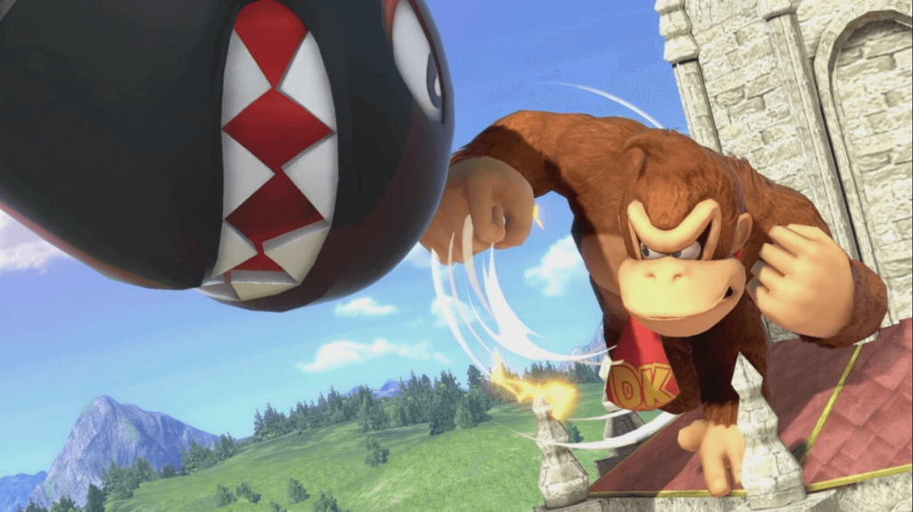 Donkey Kong Super Smash