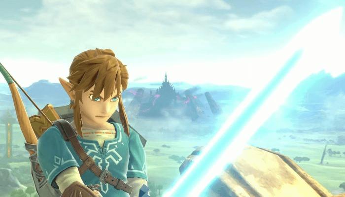 Link Super Smash