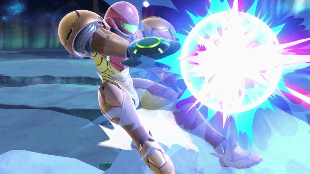 Samus Super Smash