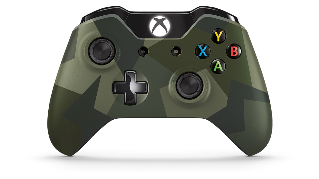 Xbox One Armed Forces special edition