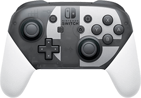 Official Switch Pro controller