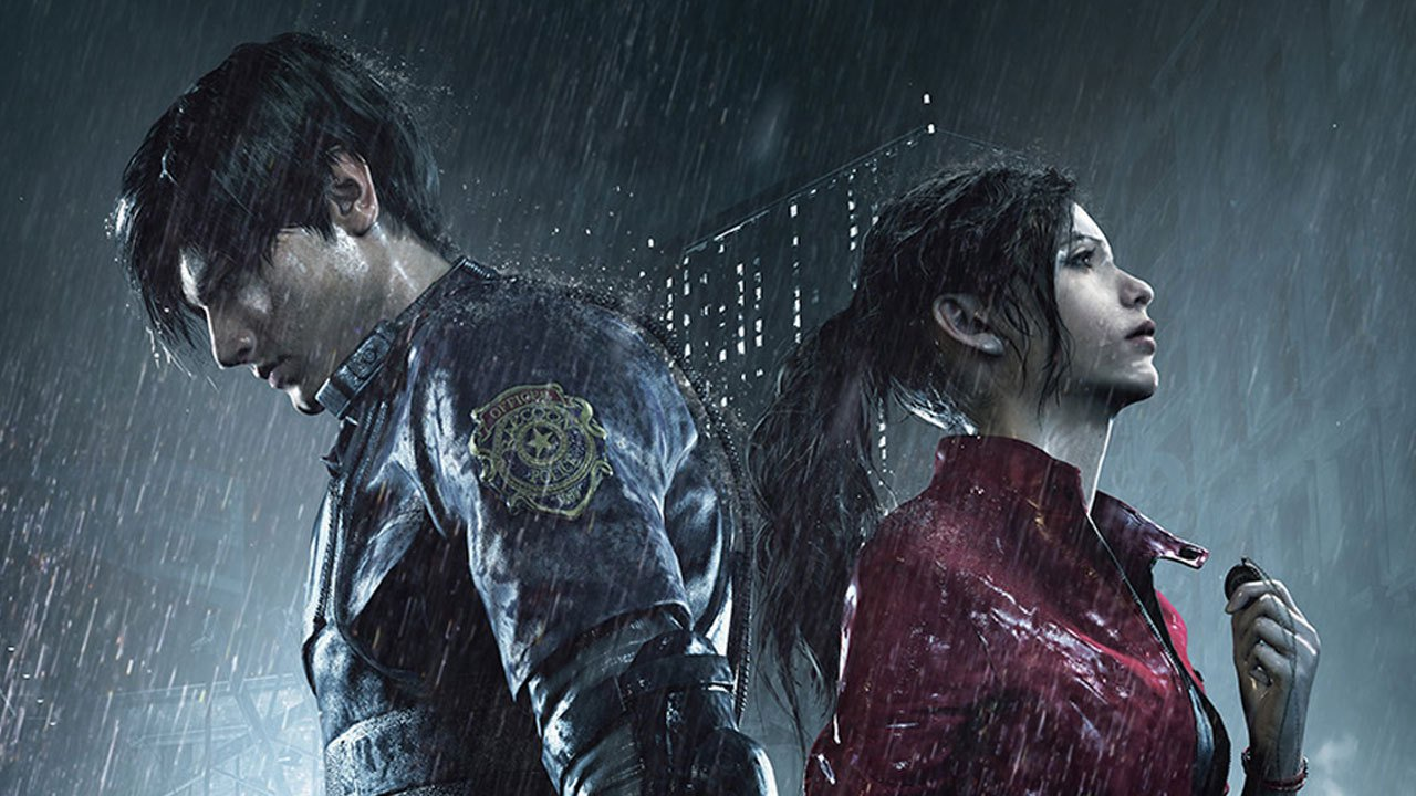Resident Evil 2 Xbox One PS4