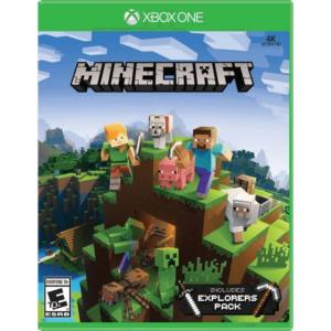 Minecraft explorers edition