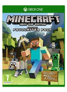 Minecraft Favourites Pack