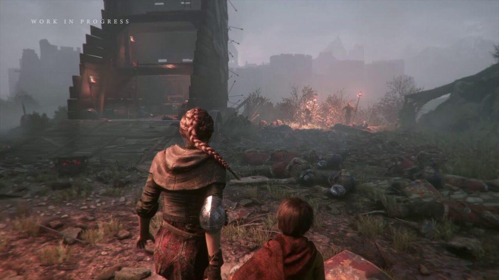 A plague tale siblings