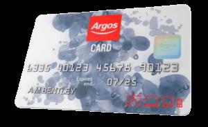 Argos Card Finance