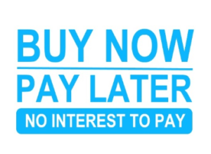 Buy Now Pay Later PS4