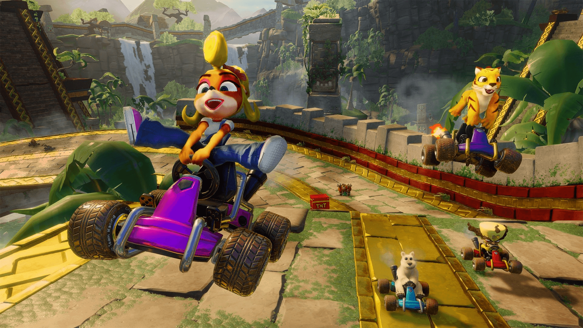 Crash Team Racing characters
