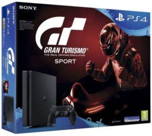 Gran Turismo Sport PS4 Slim bundle