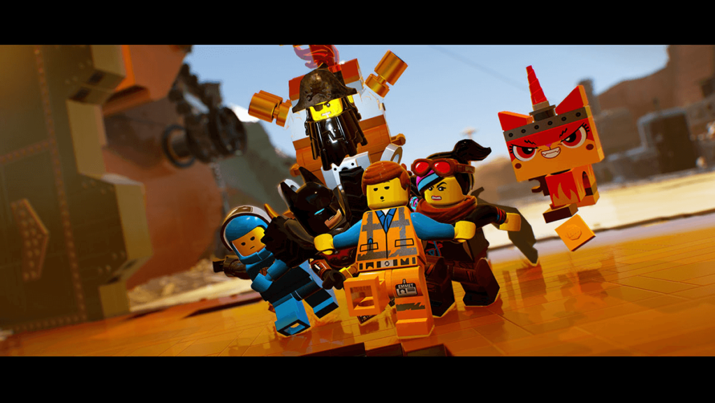 Lego Movie 2 video game unlockable characters