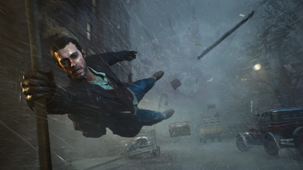 The Sinking City Whirlwind