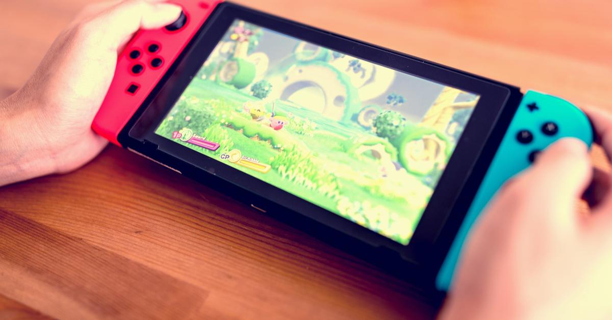Nintendo Switch Finance