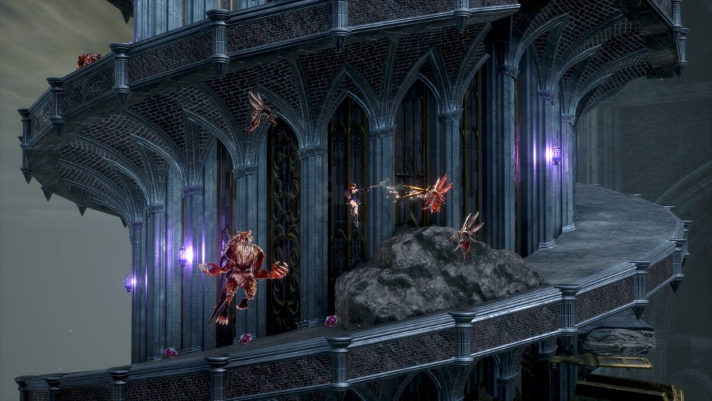 Bloodstained magic