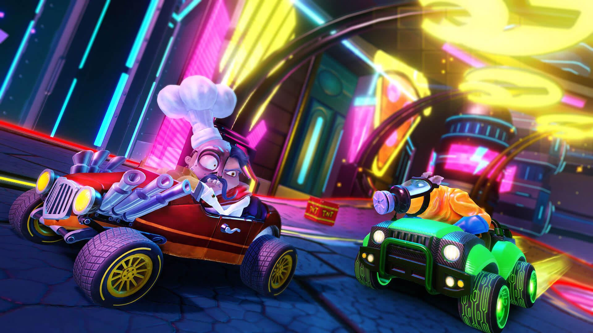 Crash Team Racing bad guys